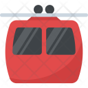 Cable Car Lift Icon