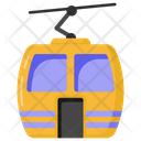 Cable Car Chairlift Ski Lift Icon