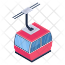 Gondola Chair Lift Cable Car Icon