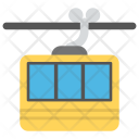 Cable Car Chair Icon
