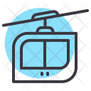 Cable Car Journey Icon