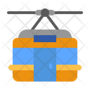 Cable Car Cabin Icon