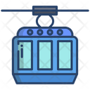 Cable Car Cabin Cableway Cable Car Icon