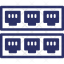 Cable Connector Icon