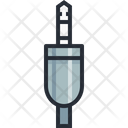 Cable Headphone Mm Icon