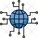 Cable Network Network Web Icon