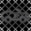 Car Cabrio Automobile Icon