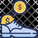 Boot Cash Cash Stash Icon