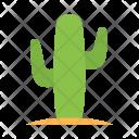 Cactus Western Icon