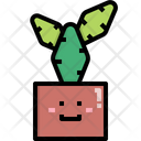 Cactus Nature Summer Icon