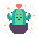 Patience Cactus Resistance Icon