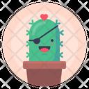 Avatar Cacti Cactus Icon