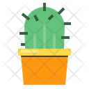 Cactus Agriculture Farming Icon