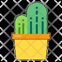 Cactus Interior Home Living Icon