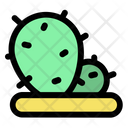 Cactus Tree Nature Icon