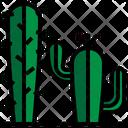 Cactus Desert Botanic Icon