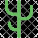 Cactus Tree Generic Icon