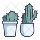 Cactus Pot Icon