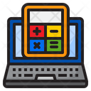 Caculator Office Finance Icon