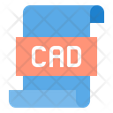 Cad File Icon