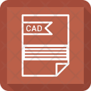 Cad File Format Icon
