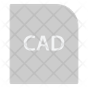 Cad Extension File Icon