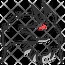 Cadmean Vixen Teumessian Fox Fox Icon