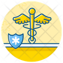 Caduceus Medical Symbol Medical Sign Icon