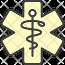 Caduceus Healthcare Medicine Icon