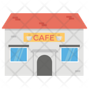 Cafe Coffee Shop Restaurant Icon