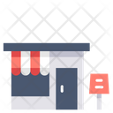 Restaurants Cafe Food Shop Icon