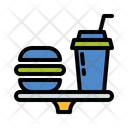 Cafe Canteen Cafeteria Icon
