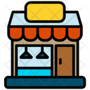 Cafe Restaurant Shop Icon