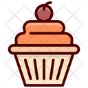 Cafe Cake Pie Icon