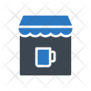 Cafe Tea Caffeine Icon