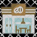 Cafe Coffee Shop Beverage Icon