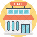Cafe Cafeteria Coffee Icon