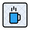 Cafe Tea Cup Icon