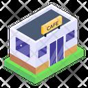 Coffee Shop Cafe Shop Icon