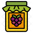 Jam Cofee Bottle Icon
