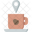 Cafe location Icon
