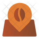 Cafe Location Icon