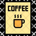 Coffee Menu Cafe Menu Cafe Menu List Icon