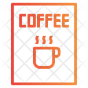 Coffee Menu Cafe Menu Cafe Menu List Icon