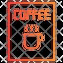 Cafe Menu Icon