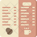 Coffee Menu Shop Icon