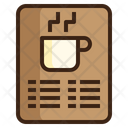 Icoffee Menu Cafe Icon