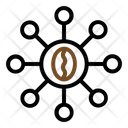 Cafe Network Icon