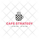 Cafe Strategy Icon