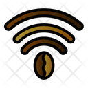 Cafe Wifi Icon